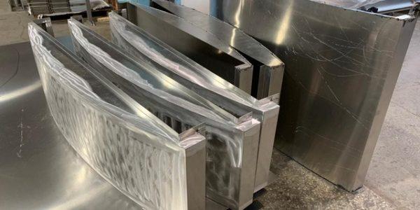 Лазерная резка алюминия и сплавов